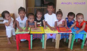 Angel House Orphange!