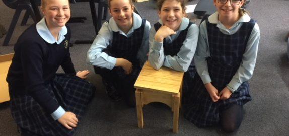 First Tassie school!