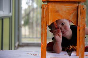 boy paint SEAT colour
